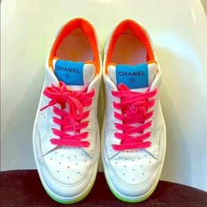 Chanel sneakers (size 40)